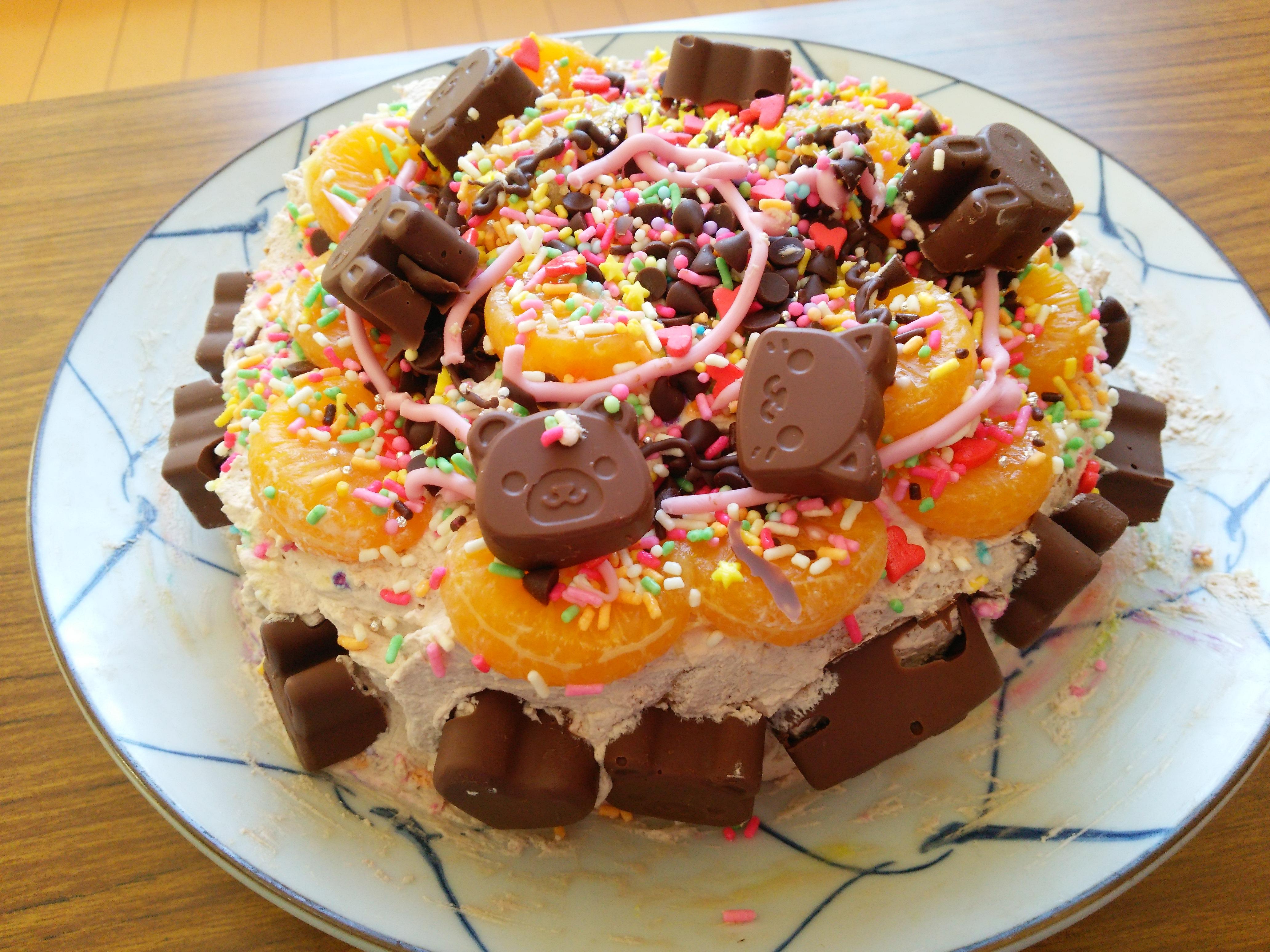 チョコレートケーキ完成.jpg